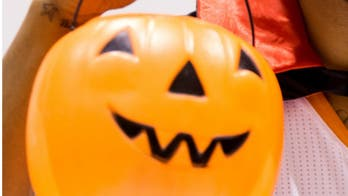 Candy is a Halloween treat. Let's relax and enjoy it