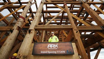 Re-creating Noah's Ark: A project of passion and purpose