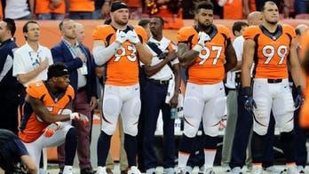NFL linebacker Brandon Marshall recalls protesting during national anthem, understands violent protests