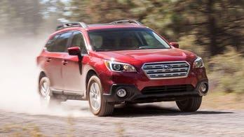 2015 Subaru Outback Test Drive