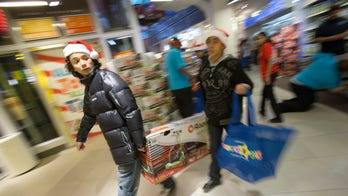On Black Friday, U.S. Labor Movement Sets Its Sights On Walmart
