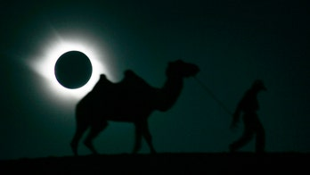 Are solar eclipses proof of God?