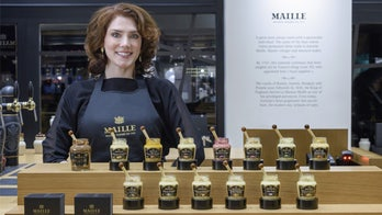 Couture condiment: Shop sells high-end mustard selected by America's first sommelier