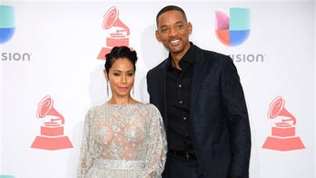 Jada Pinkett Smith 'cried 45 days straight' during marriage woes, husband Will Smith says