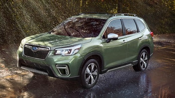 The 2019 Subaru Forester can recognize your face