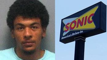 Sonic diners intervene as staffer is assaulted by boyfriend