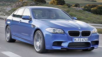 The 2012 BMW M5 is Ready to Blow You Away