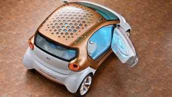 The Organic Solar-Powered Smart
