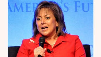 Israel Ortega: Susana Martinez -The First Latina Conservative Governor