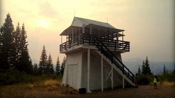 Want to vacation in a fire tower? This federal agency's got a room to sell you