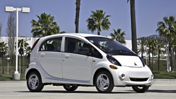 Mitsubishi's 112 MPG-e Electric Car