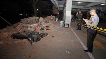 More than 90 killed after 6.9 magnitude earthquake strikes Indonesia's Lombok Island, near Bali