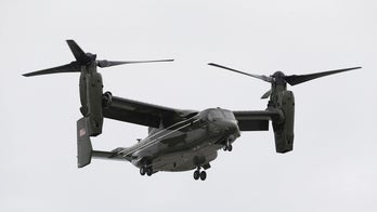 Marines will fly Osprey until 2060, prepping the aircraft for future wars