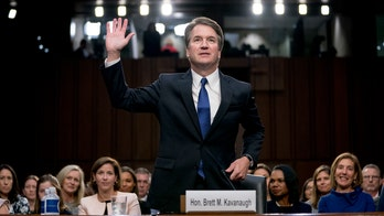 'Fistfights nearly broke out' among senators before Kavanaugh vote, new book claims