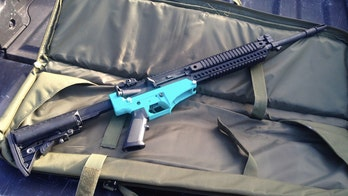 Powerful 3D-printed rifle fires NATO rounds