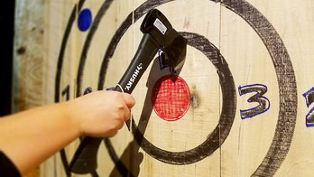 Ax-throwing bar was lax about safety rules, liquor-control panel says