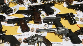 Opinion: The Senate must act to help curb gun trafficking to Mexico