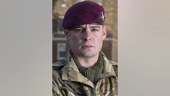 US & UK:  British soldier who saved Marine personification of our 'special relationship'