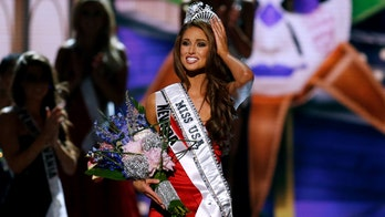 Opinion: A Weekend Of Latino Moments - De la Cruz, Camila And Miss USA Nia Sanchez