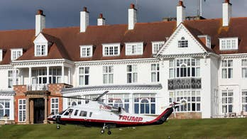 US military spent more than $184G at Trump's Turnberry resort since 2017, lawmakers say