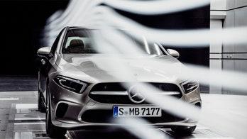 New Mercedes-Benz A-Class sedan has lowest aerodynamic drag of any production car