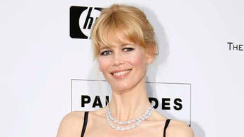 Claudia Schiffer unveils her haunted mansion: 'All the ghosts in the house are really lovely'