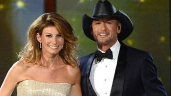 Tim McGraw, Faith Hill celebrate 23rd wedding anniversary with adorable throwback photo