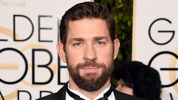 John Krasinski fires back at critics who claim his military, government characters promote conservative politics