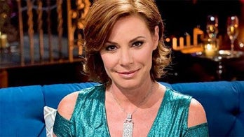Luann de Lesseps channels JLo in teeny-tiny white bikini