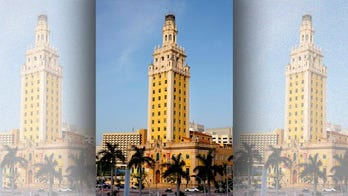 Marco Rubio picks Miami's Freedom Tower, a Cuban-American emblem, as first stage