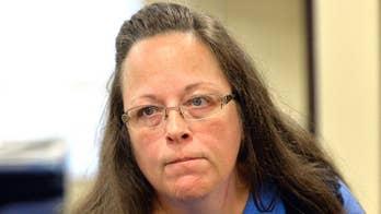 Justices Thomas, Alito slam Obergefell same-sex marriage decision as Supreme Court denies Kim Davis case