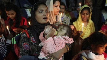 Pray for them: Christian persecution at 'biblical proportions'
