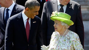 What President Obama could learn from Queen Elizabeth