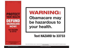 America, we must stop ObamaCare before it becomes hazardous to our health
