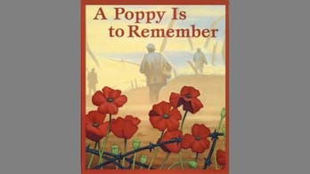 Memorial Day poppies and the woman who launched a movement