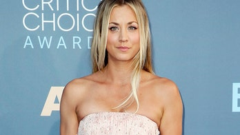 'Big Bang Theory' star Kaley Cuoco posts unique Veterans Day tribute to unsung heroes