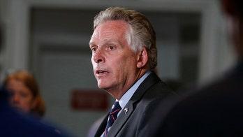 McAuliffe endorses prosecutor facing backlash for light sentence of sex predator