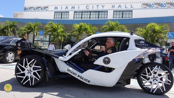 The Miami Police Department just got the coolest cop car ever