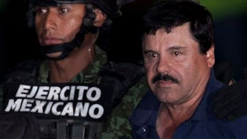 During dramatic capture, drug lord 'Chapo' Guzmán nearly tunneled to freedom. Again