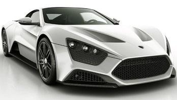 Test Ride: $1.8 Million Zenvo ST1