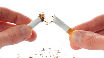 Smokers who quit may have brains hard-wired for success