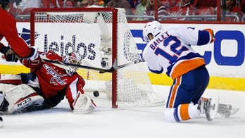 Stanley Cup Playoffs: New York Islanders, Washington Capitals face off in Round 1