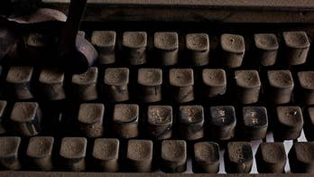 Classic American typewriters survive the computer age as nostalgia keeps them alive and clickin'