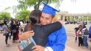Stranded Student Arms Himself With an Education After Parents' Deportation
