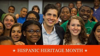 Hispanic Heritage Month: Francisco Nuñez, inspiring children from all walks of life