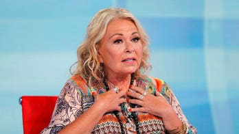Roseanne Barr fleeing the US