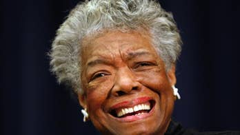 Maya Angelou and me