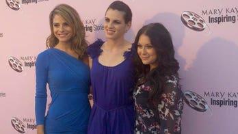 Alexa Vega, Joanna Garcia Swisher & Ada Alvarez Fight Domestic Violence