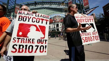 All-Star Game: SB 1070 Protests Bring Tension to Midsummer Classic
