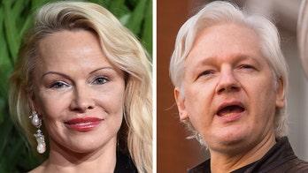 Pamela Anderson says Julian Assange has been 'psychologically tortured'